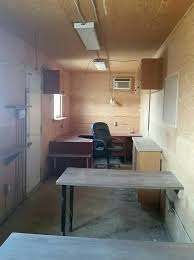 storage office space. SHIPPING CONTAINER CONVERTED TO OFFICE SPACE And Storage Area Excellent Condition Call 519-741 \u0027 Office Space