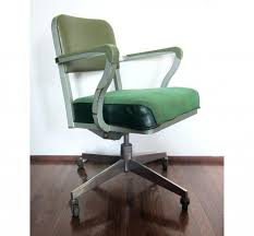vintage office chair for sale. Steelcase Desk Chair Vintage Green Rolling Computer Office Via Parts For Sale