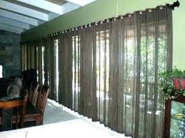 glass door covering ideas sliding door ds slider door curtain rods curtain slider best sliding door