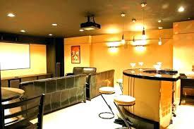 Basement Lighting Design Classy Drop Ceiling Lighting Ideas Lsonline