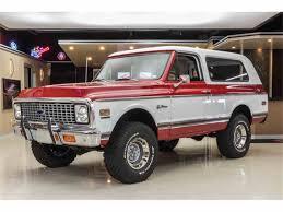 Blazer chevy blazer : 1972 Chevrolet Blazer for Sale | ClassicCars.com | CC-984221