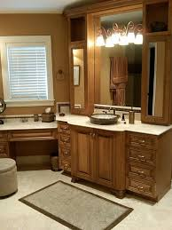 bathroom cabinet remodel. New Bathroom Cabinets,sink And Countertops In This Remodel Tampa Bay, Florida Cabinet
