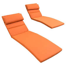 rst brands tikka orange outdoor chaise lounge cushions set tka summer chair sunbrella white leather convertible loose covers sofas and chairs velvet bedroom