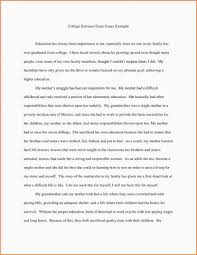 good college essays examples entry essay uxhandy com how to   6 personal essay college examples checklist how to write a good conclusion an in writing samples
