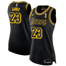 Alibaba.com offers 35 lakers black jersey products. Women S Lebron James Los Angeles Lakers Nike Swingman Black 2020 Finals Champions Jersey City Edition