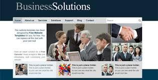 Free Business Website Templates Custom Free And Premium Business Website Templates Designmodo