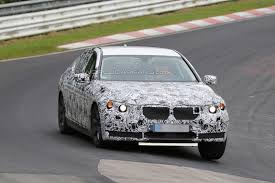 Interior of 2016 BMW 7-Series Spied - GTspirit