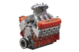 Chevrolet Performance LSX 454R Crate Engines 19260835 - Free ...