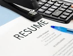 Resume For Professional Applicants How To Make It Striking