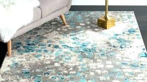 shiflett gray blue white area rug yellow grey and chevron turquoise black abstract carpet rugs furniture good looking terrific ise r