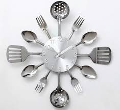 Kitchen Decorations For Walls Decoration Wall Clock With Decor