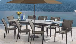extendable outdoor dining sets. soho elegant patio furniture clearance with expandable table extendable outdoor dining sets