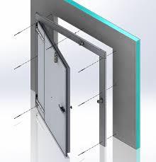 commercial replacement doors for walk in coolers and freezers src replacement door