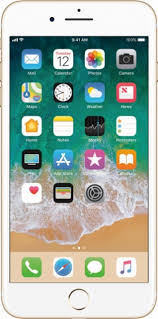 iphone 7 plus gold front. apple - iphone 7 plus 128gb gold (verizon) front_zoom iphone front