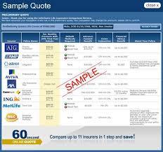 Auto Insurance Quote Comparison Mesmerizing Download Life Insurance Quote Comparison Ryancowan Quotes