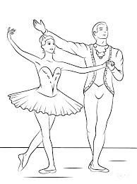 Flamenco Dancer Coloring Page Dancing Coloring Pages Dance Coloring