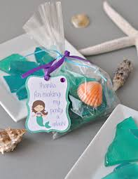 sea glass rock candy a pretty favor gift for showers and weddings and a cute