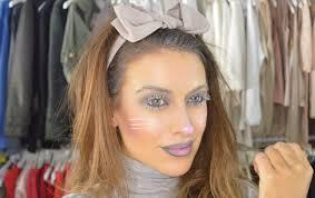 cute mouse makeup tutorial 2016 eleise lucraft ger