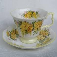 Royal Albert Hawthorne Tea Cup & Saucer Step into Spring | Etsy
