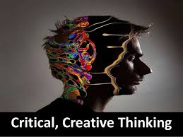 creative critical thinking critical and creative thinking   thinking vs · how does creative thought differ from critical thought staff