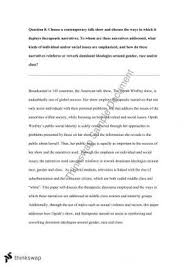 gcst introduction to cultural studies thinkswap gcst1601 take home exam final essay