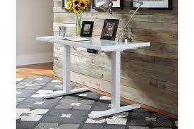 Large home office desks Shaped Baraga Home Office Desk Large Ccardsinfo Baraga Home Office Desk Ashley Furniture Homestore
