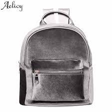 Small Black Designer Backpack Aelicy Simple Designer Fashion Backpacks Women Backpack