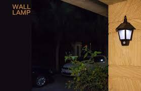 outdoor led lighting solar power. solar motion sensor light outdoor pir power led waterproof fence wall street patio porch lighting l