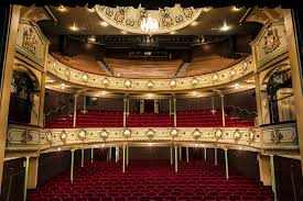 Theatre Royal Newcastle Seating Chart Seating Plans Theatre Royal