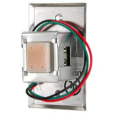 bogen at10a wiring bogen image wiring diagram quam qc10 20w 25 70v stainless steel attenuator embossed on bogen at10a wiring