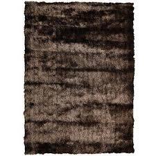 so silky chocolate 12 ft x 14 ft area rug