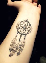 Dream Catcher Tattoo For Girl Awesome 32 Dreamcatcher Tattoos On Wrist For Girls