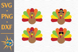 Animated menu icon (click on it): Turkey Svg Png Dxf Digital Files Include 923895 Cut Files Design Bundles