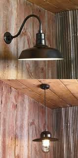 affordable barn lights add a comfortable farmhouse feel multiple mount options make the design possibilities barn lighting create rustic