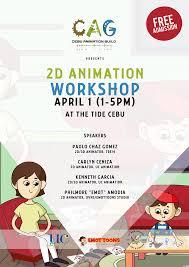 2d Animation Workshop