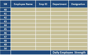 attendance spreadsheet excel download employee attendance sheet excel template exceldatapro
