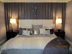 Pinner said: Master Bedroom, This is a small room with a large bed. I had  limited wall space for the bed., This is the only wall our king size bed  and ...