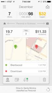 How To Track Mileage How To Track Your Mileage Automatically With Your Iphone And