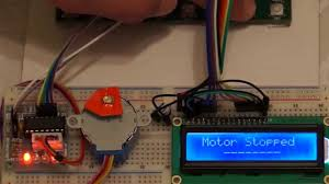 28byj 48 stepper motor control on stk500 using uln2003 and atmega8515l