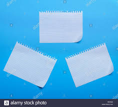Blue White Lined Graph Paper Stock Photos Blue White Lined