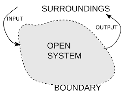 open system systems theory