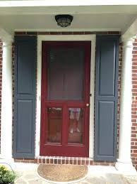 replace door with window door replacement replacing rear door window glass