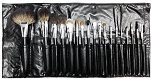 morphe brushes morphe sable makeup brush set set 681 pack of 18