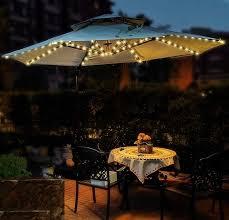 12 best patio umbrella lights reviews