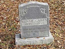 Lonnie Gaines