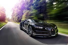 The Bugatti Chiron needed just 42 seconds to break a world record