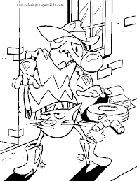 Small Picture Cat Dog Coloring Pages Coloring Pages