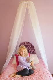 Easy DIY Princess Canopy - Creative Ramblings