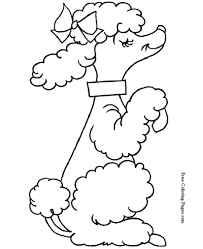 Enjoy these free, printable pages! Coloring Pages Of Dogs
