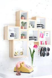 Diy Wall Decor Ideas For Bedroom Cool Decorating